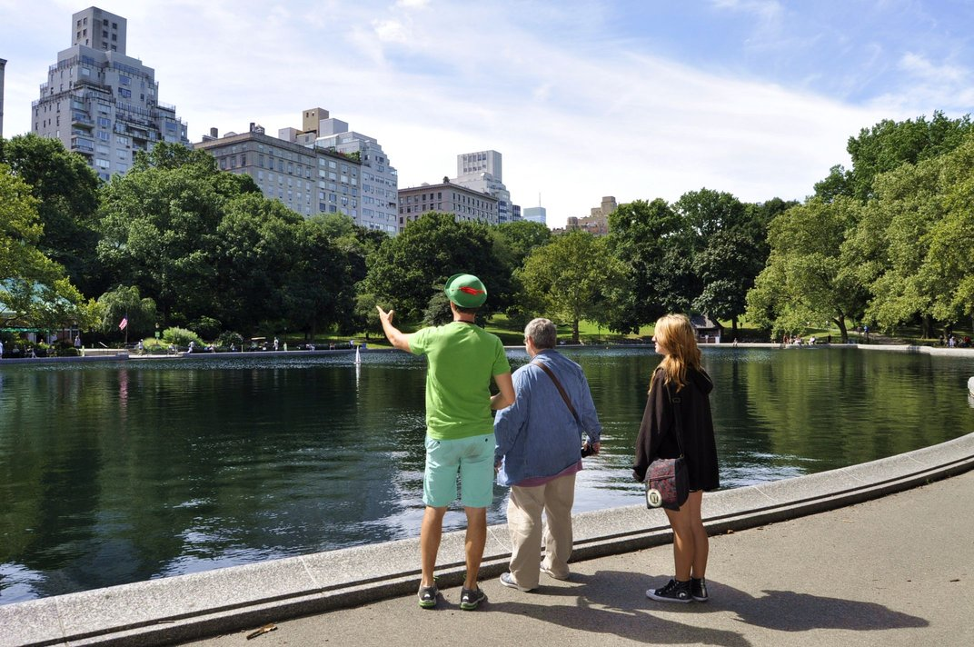 Central Park Guided Tour
