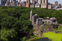 Belvedere Castle central park pedicab tours