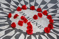 Strawberry Fields Central Park Tour