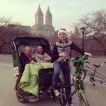 pedicab tour of central park
