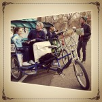 central park guided tours on pedicabs