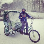 central park pedicab tours winter