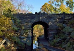 Stone Arch Central Park Rickshaw Tours NYC