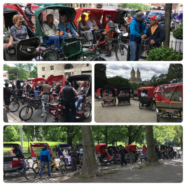 Central Park Pedicab Service