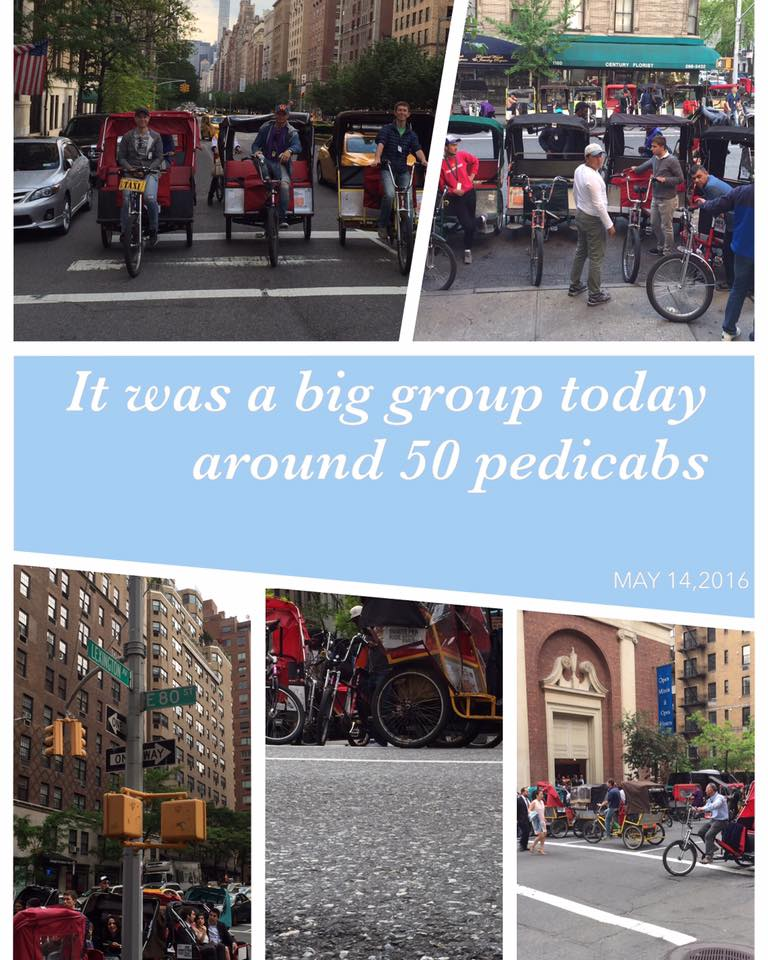 New York Pedicab Service