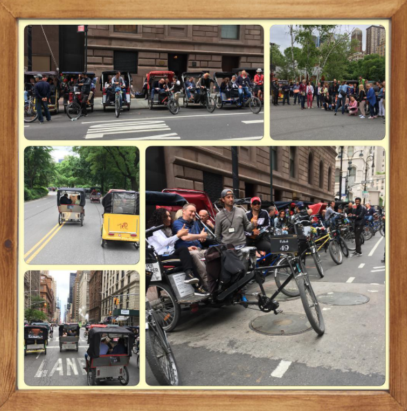 New York Pedicab Services