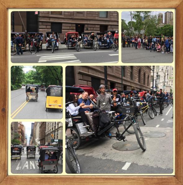 New York Pedicab Services
