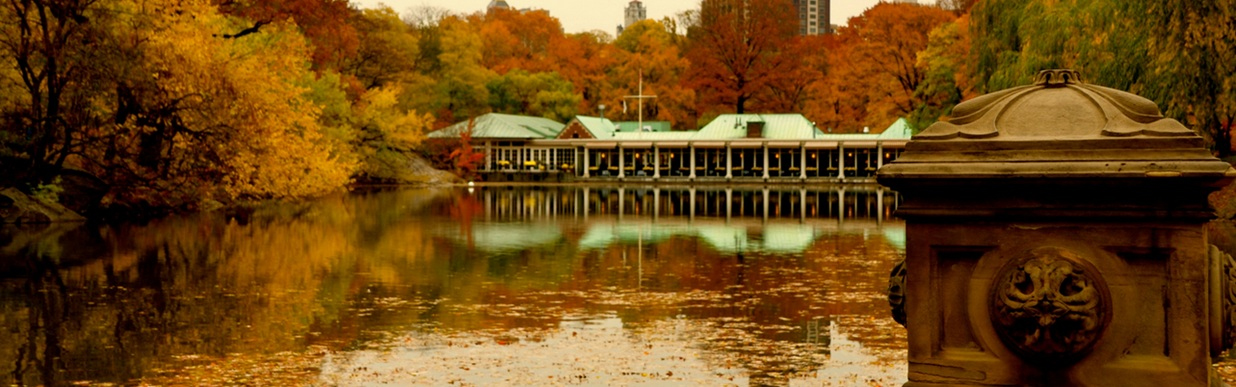 Central Park Boathouse New York Pedicab Services
