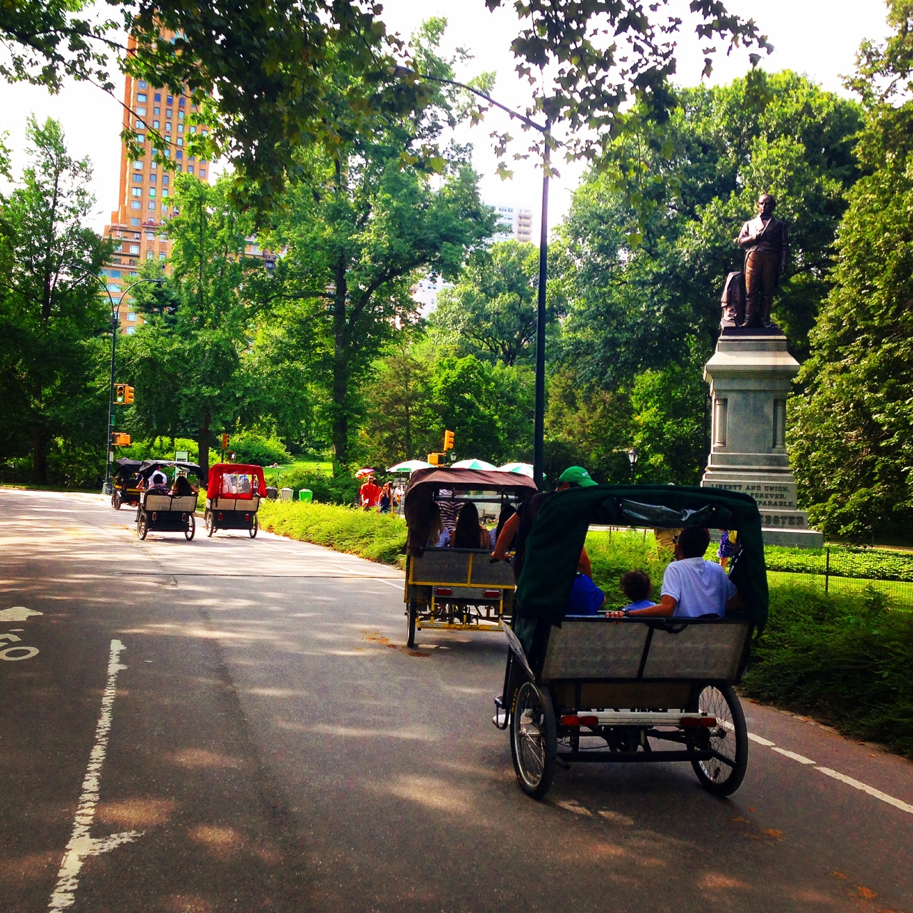 Central Park Nyc: New York Pedicab Services