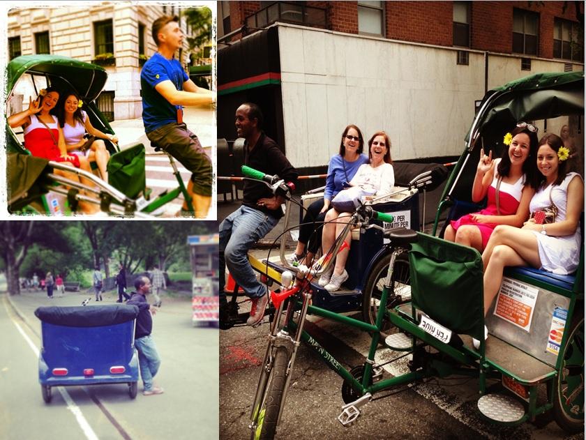Nyc Rickshaw Tours