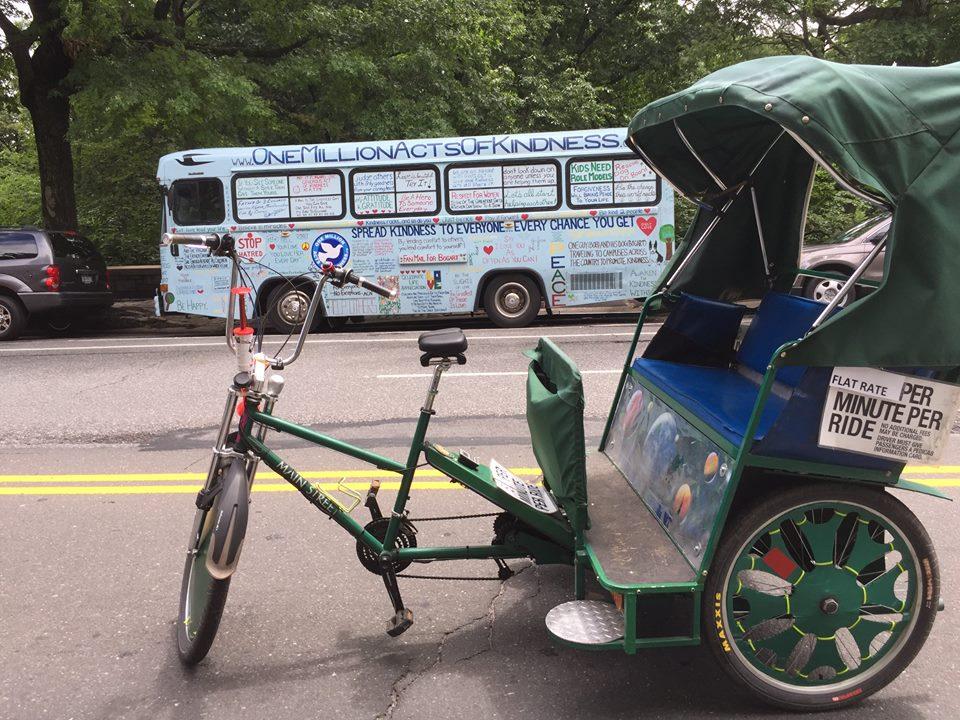 pedicab nyc