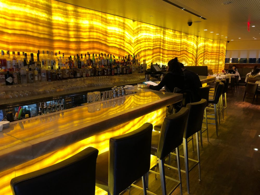 Marea Restaurant Central Park South upscale expensive