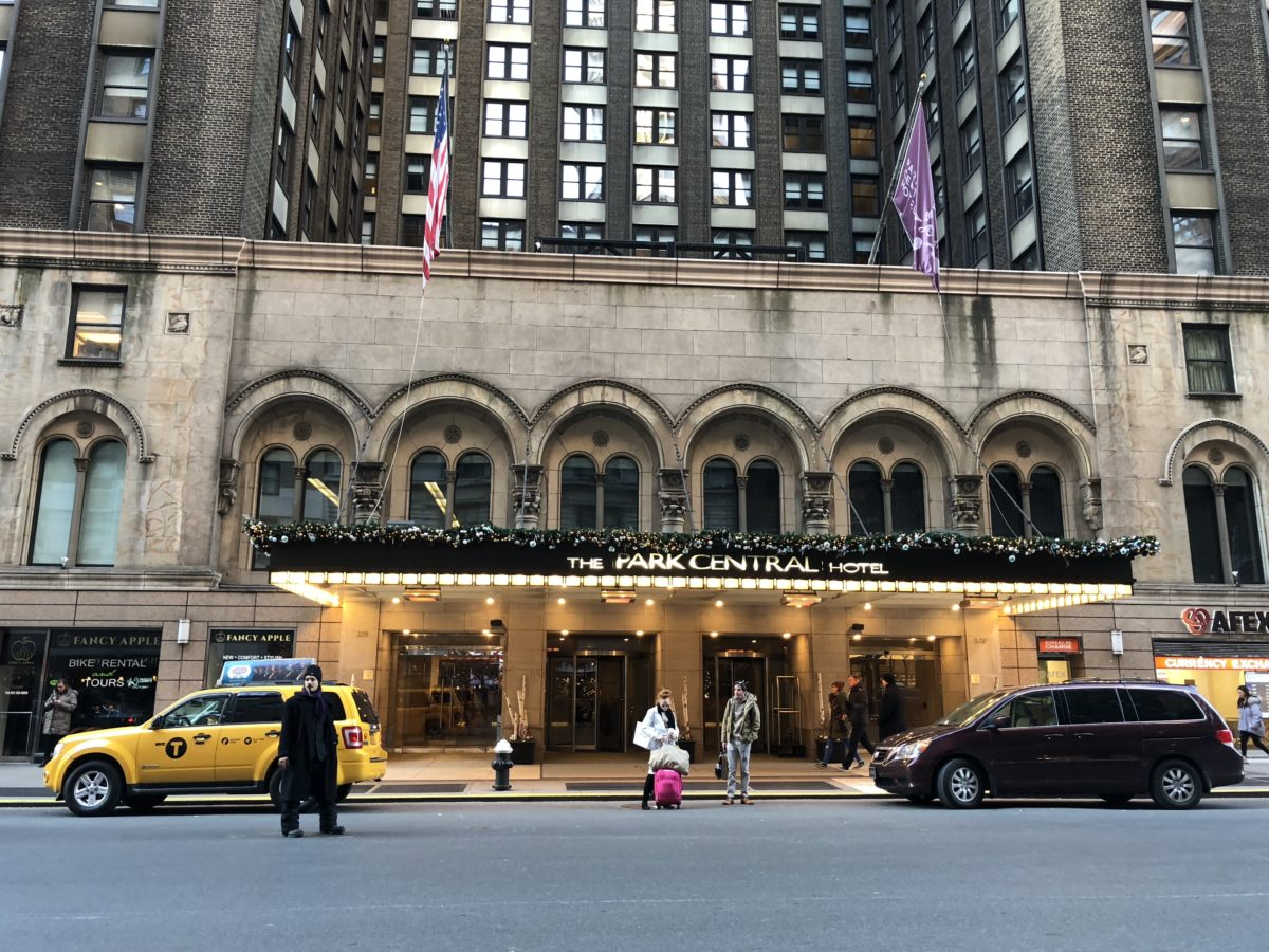 Hotels Near  Park Avenue New York