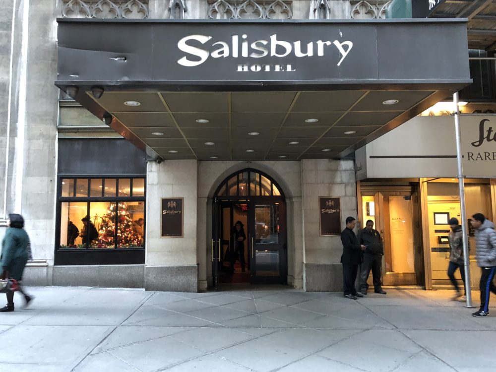 Salisbury Hotel Affordable Hotel Near Central Park