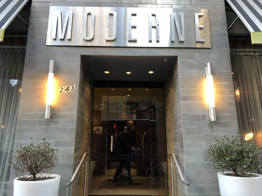 The Moderne best hotel NYC