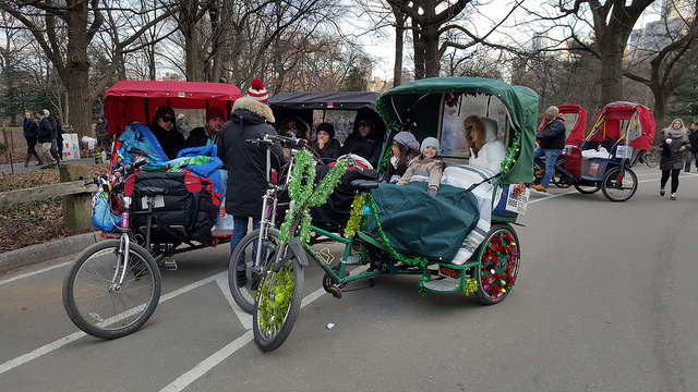 central park pedicab tours best ways to tour central park