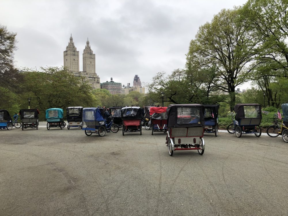 new york pedicab